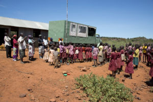 Church projects that changed the face of Pokot