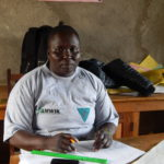 Violet Marwa, a teacher at Kigitimo Primay School