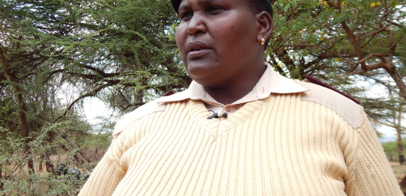 My rough path to becoming first Maasai female chief