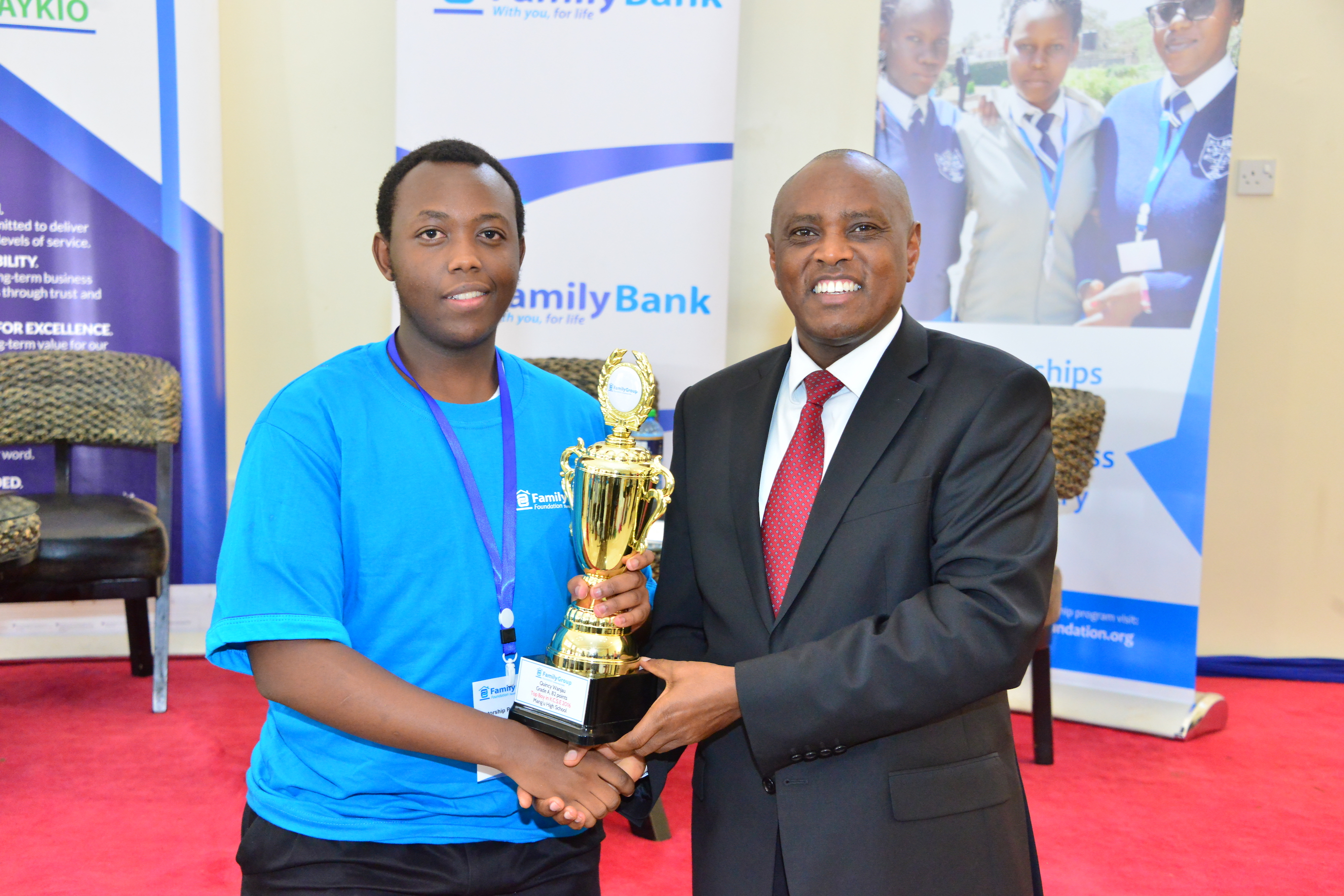 Family Group Foundation invests over shillings 80 million in education