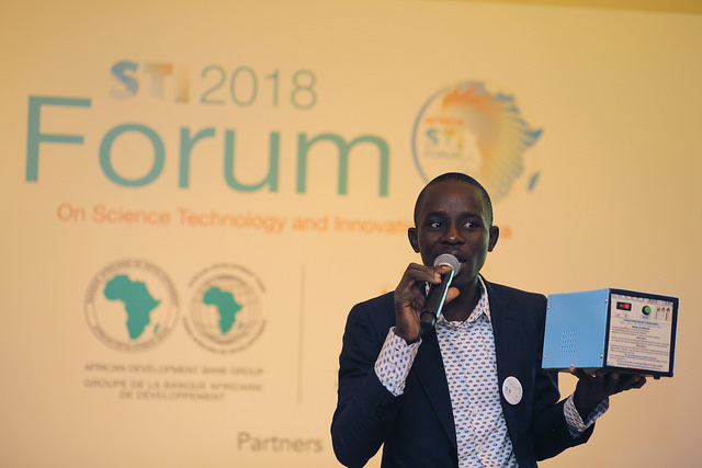 Africa commits to support youth to build tomorrow's society through innovation