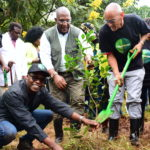 Tree planting campaign comes to Nairobi River