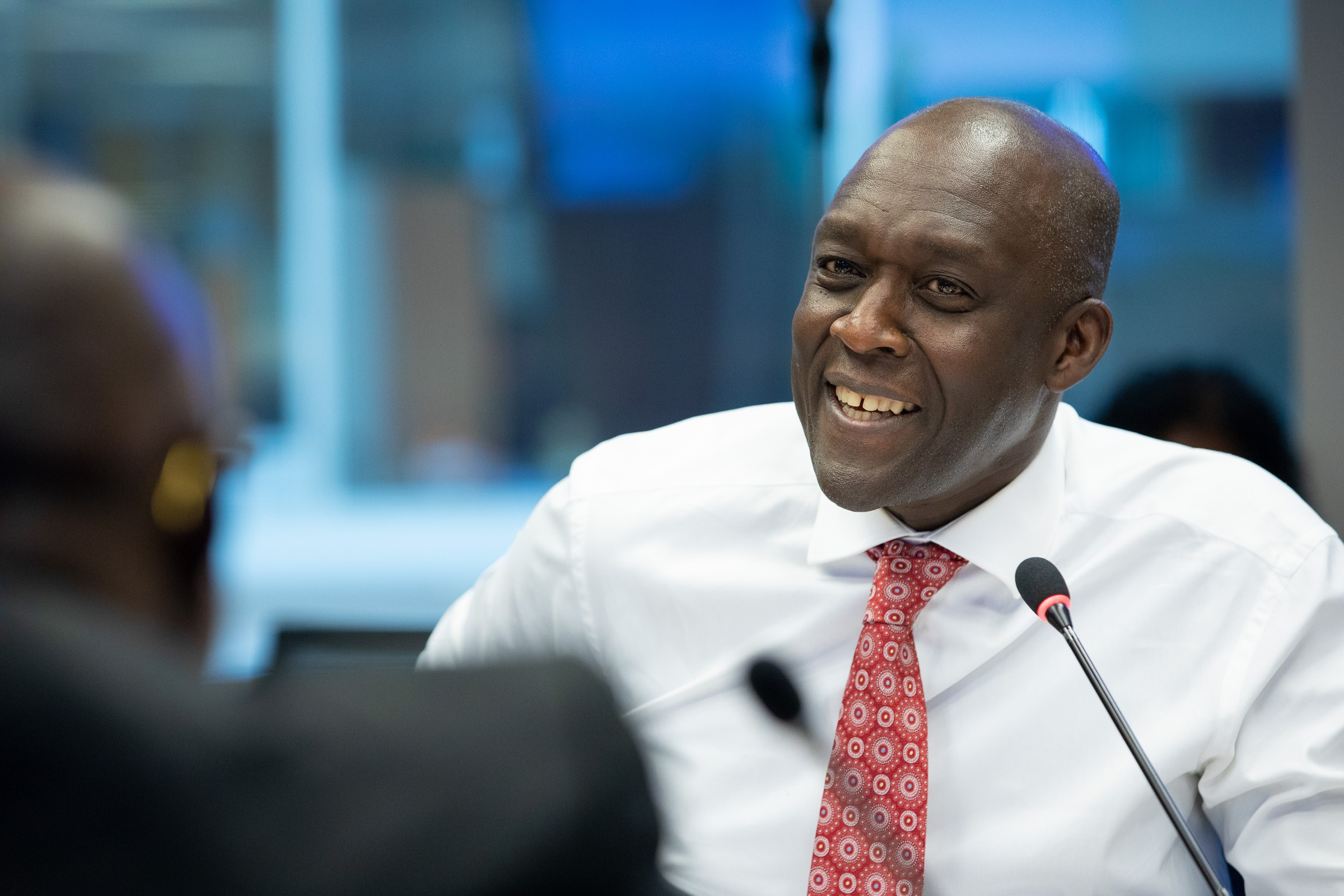 Makhtar Diop Takes Up Role as Vice President for Infrastructure