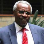 Amref International University Interim Vice Chancellor Dr. Peter Ngatia