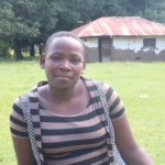 Esther Atieno is a Form Three student at Dibuoro Secondary School