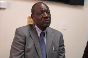Homabay County Health Executive Professor Richard Muga. Photo: LILIAN KAIVILU