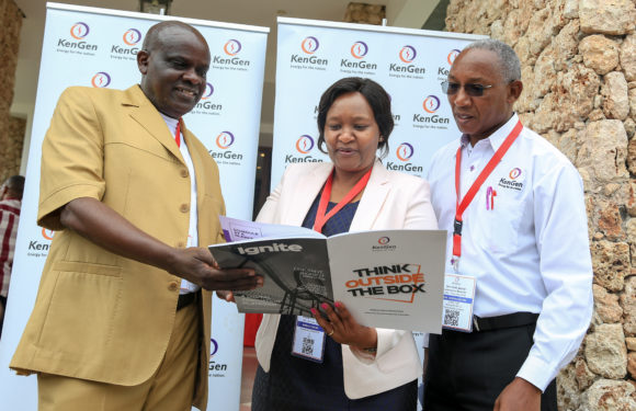 Kengen turns to innovation for power expansion, business diversification