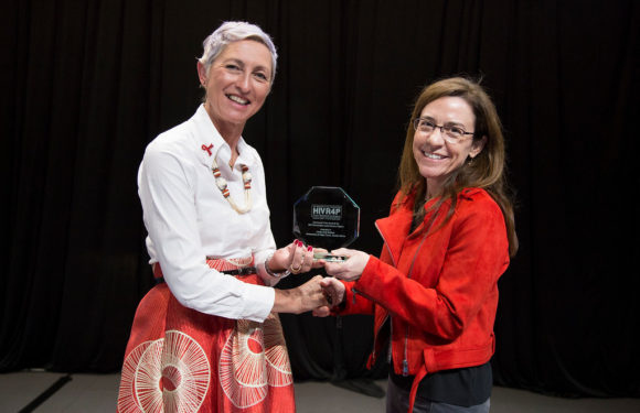 Desmond Tutu award for HIV prevention research and human rights to be presented to Linda-Gail Bekker at HIVR4P 2018