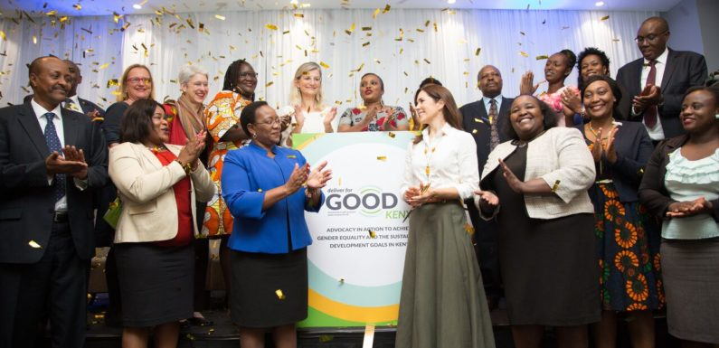Kenyan advocates unite in a new push to achieve gender equality