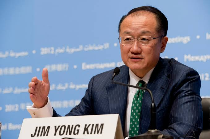 World Bank Group President Kim to Step Down