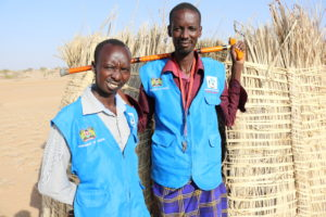 Community Health Workers at Lolupe Dispensary in Turkana County. PHOTO: Impacthub Media