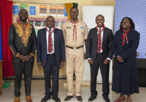Google, Kenya Scouts Association collaborate to encourage internet safety amongst the youth