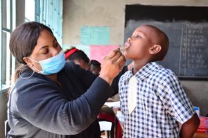 10,000 school going children to receive free dental check up