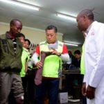 LG Electronics donates Ksh 4 Million Shillings to PCEA Kikuyu Hospital's Orthopedic Unit