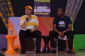 Austine Okorodudu, Founder-Realities youth Empowerment Foundation (IRYEF)