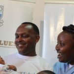 Kenyan baby born at 400 grams discharged from hospital after five months