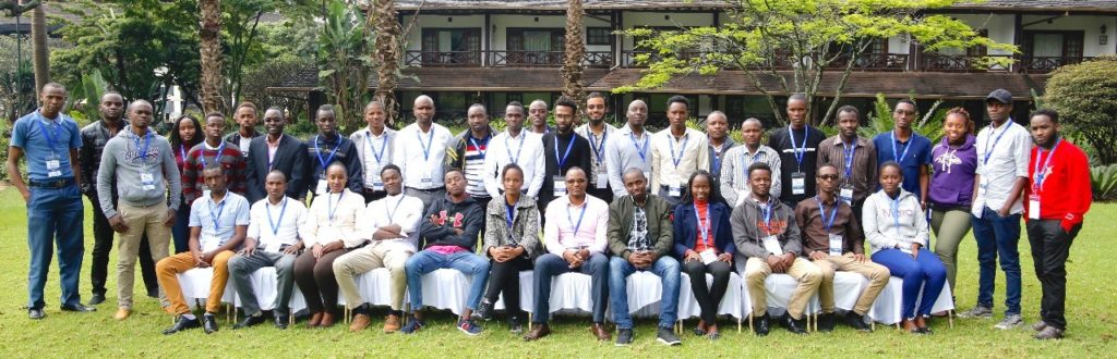 University students feted their problem solving skills in cyber security