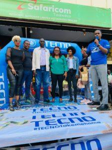 """Tecno rewards over 50 consumers in """"TECNO TAKE ME HOME'' campaign"""