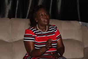 Priscilla Oparanya, Kakamega First Lady
