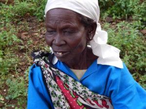 Chepochemirkut Lokomolya, a reformed circumciser in Kapunyany village in Tiaty, Baringo County,