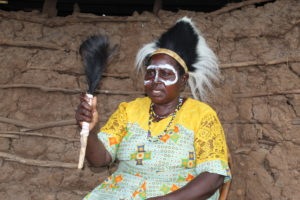 Grace Kathini, a reformed circumciser in Nairobi Ndogo village in Tharaka Nithi
