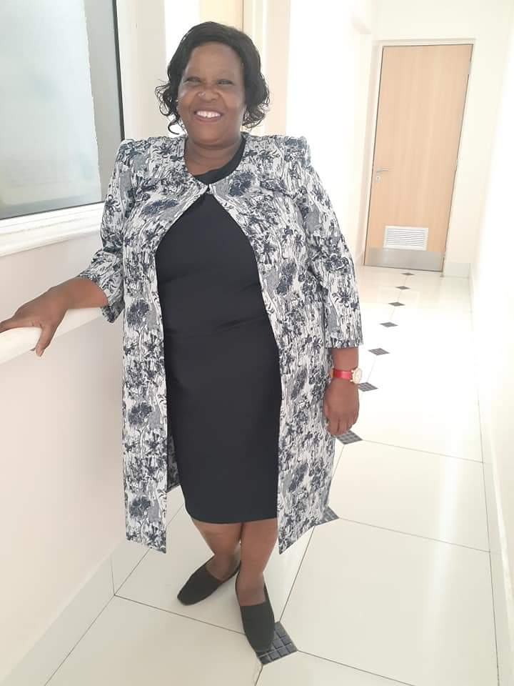 Mary Nderitu a midwife at Nairobi's Avenue hospital -2