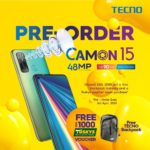 New Tecno Camon 15: The camera phone for night photographers