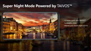 New Tecno Camon 15: The camera phone for night photographers