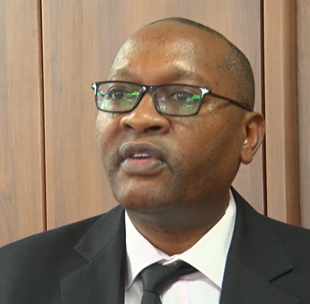 Minet Kenya Chief Executive Officer Sammy Muthui