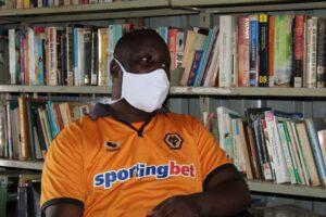Ben Ooko co-founder Amani Kibera -