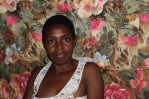 Zarika Adoyo, a new mother