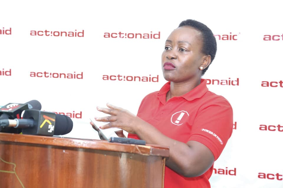Susan Otieno ActionAid Kenya Executive Director