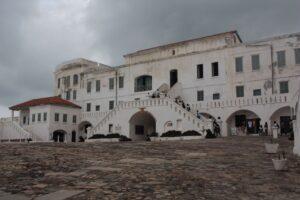 Cape Coast slave castle, Ghana. PHOTO: Ng'ang'a Wahu-Mũchiri