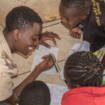 Kibra dance organisation offers children chance to shake a leg, learn life skills