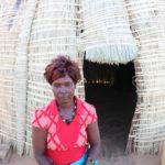 Ajukwony Samal Aukot, a Turkana resident and a community health worker. PHOTO: LILIAN KAIVILU