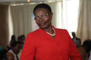 Kisumu CEC Health and Sanitation DrRosemary Obara