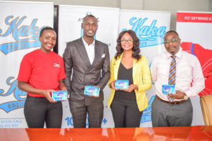 Kenyan rapper launches menstrual walk for his sanitary bank campaign