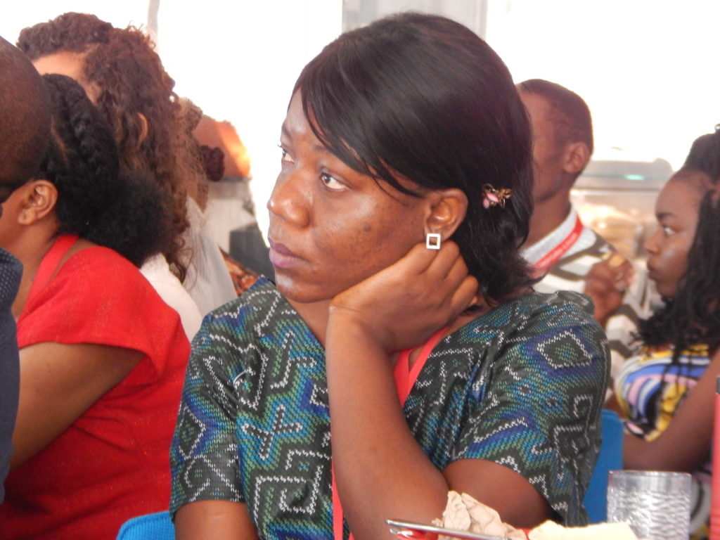 Gertrude Toezay: Giving a second chance to single mothers in Liberia