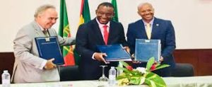 São Tomé and Príncipe fifth country to sign  Lusophone country-specific compact to accelerate inclusive private sector led growth