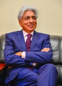 WPP-Scangroup Group Chief Executive Officer, Mr. Bharat Thakrar