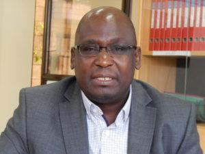 Gilbert Wangalwa, Chief of Party Afya Timiza Project