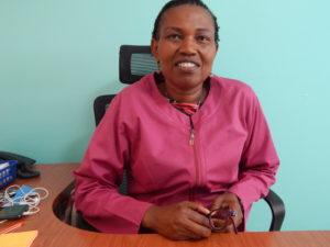 Dr Dorcas Musera Gakunju. Her father Mr Bernard Nyaga was treated at Yashoda Hospital and discharged in August 2019. PHOTO: LILIAN KAIVILU/Impacthub Media