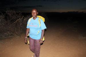 Susan Lenantari. a mobile Community Health Worker in Lodungokwe Location Samburu East. PHOTO: IMPACTHUB MEDIA