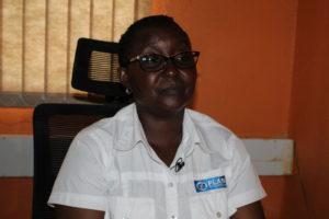 Faith Mpara, Plan International's Obligation to Protect Program Manager in Tharaka Nithi County