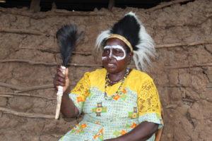 Grace Kathini, a reformed circumciser in Nairobi Ndogo village in Tharaka Nithi