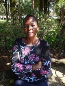 Mercy Selly inspires teen mothers to stay in school