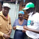 Initiative linking givers and needy Kenyans amid covid-19