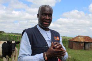 UNFPA Representative to Kenya Dr Ademola Olajide