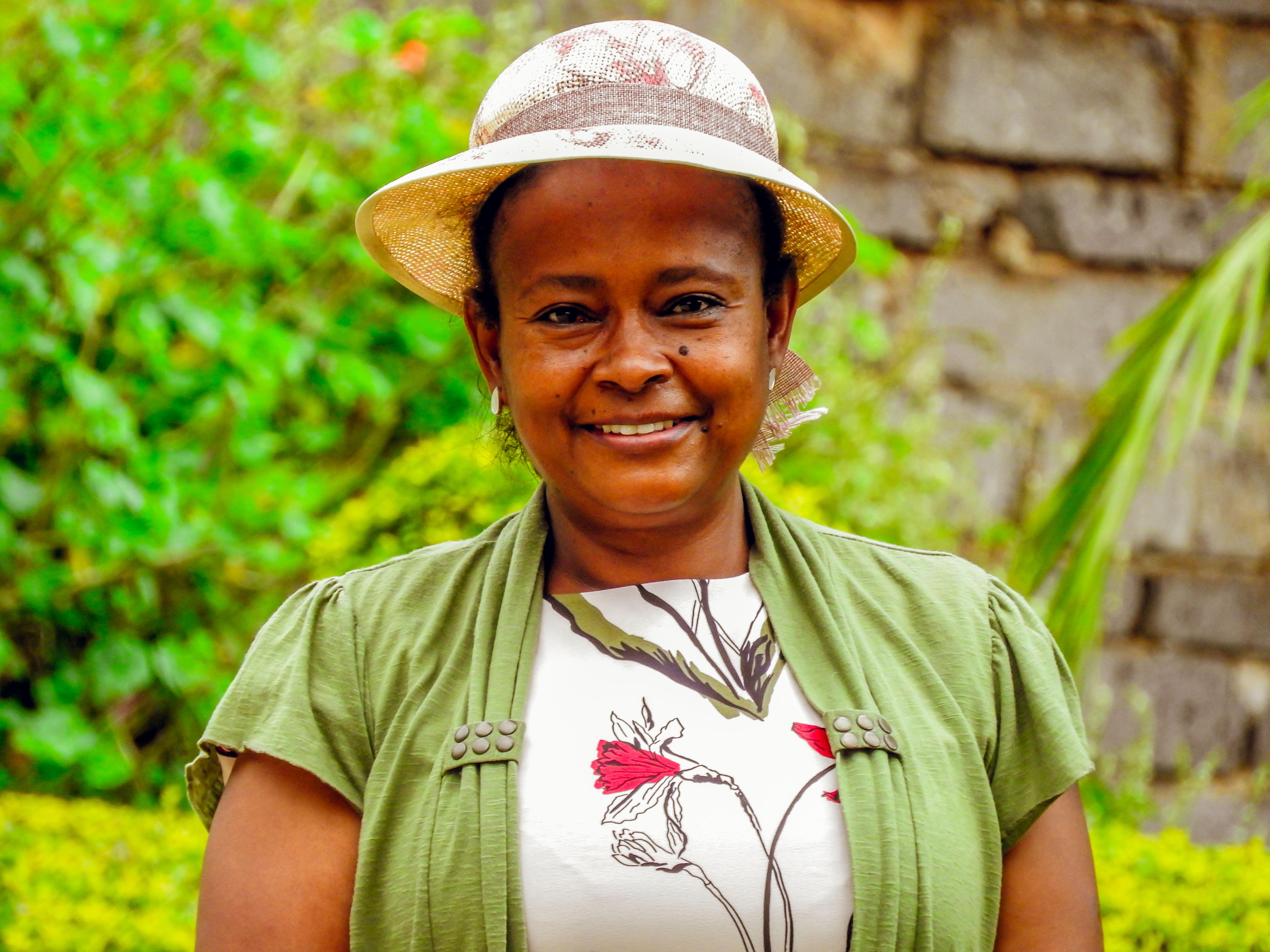 Veronicah Mwangi, Founder, LHWI