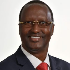 Isiolo County Governor Dr Mohammed Kuti
